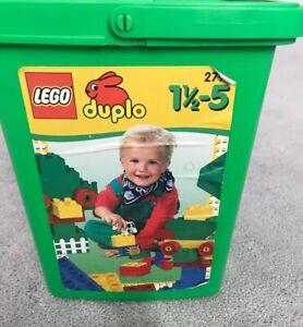 LEGO DUPLO 2799 AGRICOLTORI campo impostato dal 2000 * si prega di vedere la descrizione *