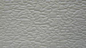 South Eastern Finecast FBS416 4mm Embossed Plasticard Random Stone 9x14
