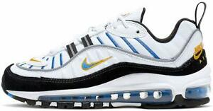 nike air max 98 blue and yellow