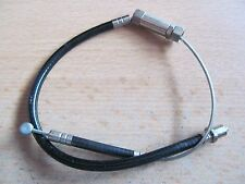 Choke Cable Barnett Triumph TR7 1973-up Amal carb air cable 60-4194 lower