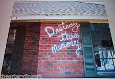 RICHARD MISRACH: Destroy This Memory 2010 SIGNED Hurricane Katrina Book **NEW**