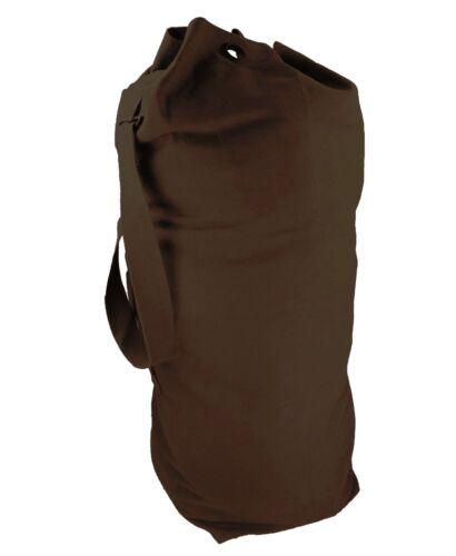 "Navy Kit Bag Holdall Duffle Bag 39/"" XL Black TB006BK Canvas Army 99cm Tall"