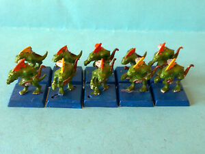 Warhammer-Fantasy-Lizardmen-Skinks-x10-WF216