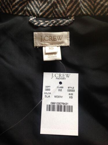 Black xxl Puffer Excursion Crew Xxs Sildbenet Quiltet J i Vest Nwt Factory qPzxaIxApw
