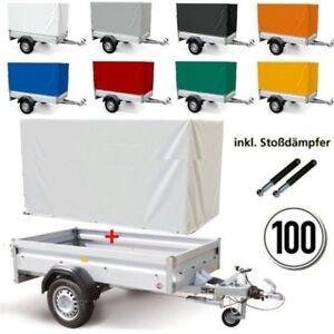 STEMA Anhänger FT 850 KG 201x108x130cm 100KM/H