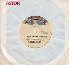 THE CAPTAIN & TENNILLE Do That To Me One More Time / Deep In The Dark  45