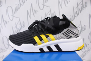 low priced 27528 202e7 Details about ADIDAS EQT SUPPORT MID ADV PK SZ 8.5 YELLOW STRIPES YELLOW  CLOUD WHITE CQ2999