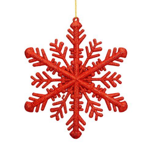 29cm hanging snowflake-choose Paillette decoration christmas tree