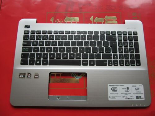 Keyboard panel for Asus  X555D X555DA X555DG 13N0-R7A0913 13NB0622AP0412