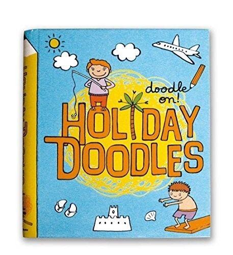 Excellent, Doodle On!: Holiday Doodles, Prasadam-Halls, Smriti, Book