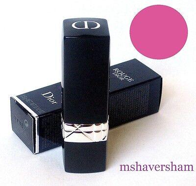 NIB Christian Dior Rouge Dior Couture Colour Lipstick 475 ROSE CAPRICE Pink