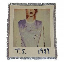 NEW Taylor Swift Throw Blanket 1989 Concert Tour Merchandise FAST SHIP