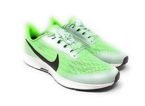 Nike-Air-Zoom-Pegasus-36-Flyease-Mens-Running-Training-Volt-GreenShoes-Size-10