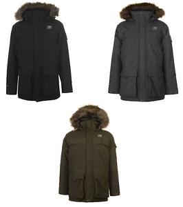 Jacket Winterjacke Winter Karrimor Mantel Jacke Parka Kapuze 3239 Herren pqUwRYH