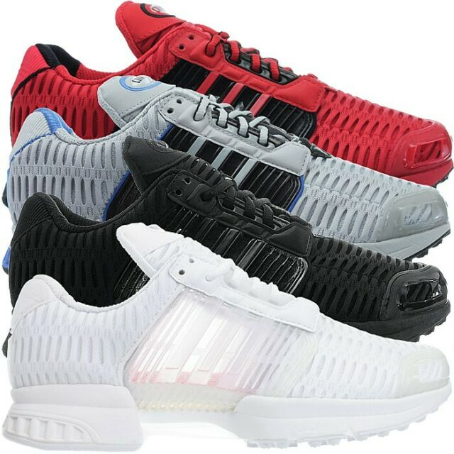 Adidas ClimaCool 1 grau rot Herren LifeStyle Sneakers Running Clima Cool NEU