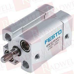 FESTO ADN-12-10-A-P-A COMPACT CYLINDER NEW NO BOX *