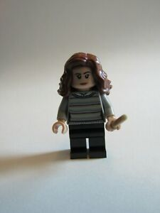 Lego Hermione Granger Minifigure - Brand New - 75967 - Accessories Included