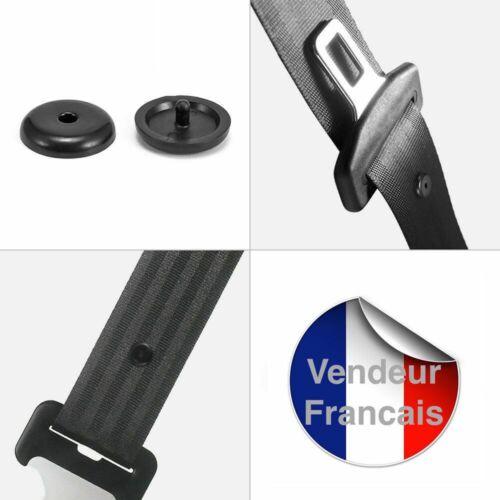 attache clips stop pour ceinture boucle arrêtoir butoir