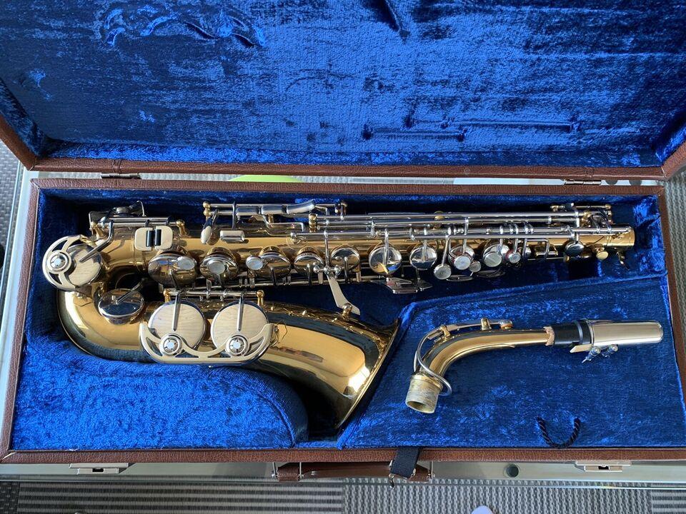 Saxofon, Weltklang Alt