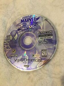 Marvel-vs-Capcom-Clash-of-Super-Heroes-Sega-Dreamcast-1999-CD-ONLY-working