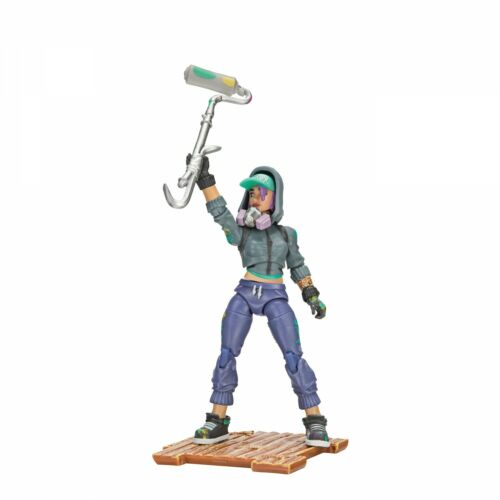 Fortnite solo Mode personnage Teknique Jazwares fnt0015