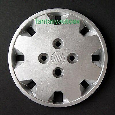 Set 4 Borchie Coppe Copponi ruota Copri Cerchi 13 Fiat Uno Tipino SX 25039
