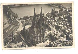 AK-Koeln-am-Rhein-Vorkriegsaufnahme-der-Altstadt