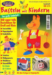 Bastel Spass B308 Basteln Mit Kindern Tiere Gespenster Ebay