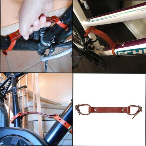 Tourbon Frame Carrying Strap Handle Bike Move Tube Lifter Portaging Cycling USA