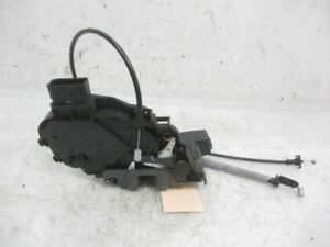 Door Lock Front Right Rhd - Hand Drive Ford S-MAX (WA6) 1.8 TDCI 6M2AR21812MA