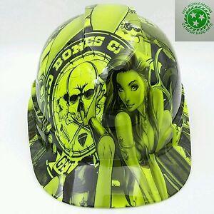 Hard-Hat-custom-hydro-dipped-OSHA-approved-BAD-BONES-CLUB-LIME-GREEN