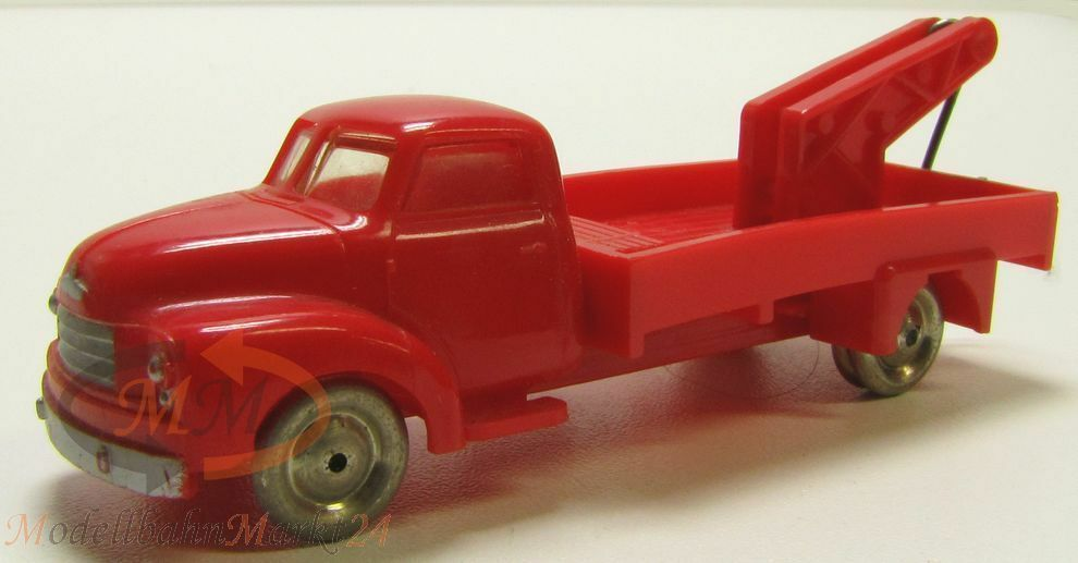 LEGO Bedford Abschleppwagen mit Haken - rot - Maßstab Maßstab Maßstab 1 87 d8e7b3