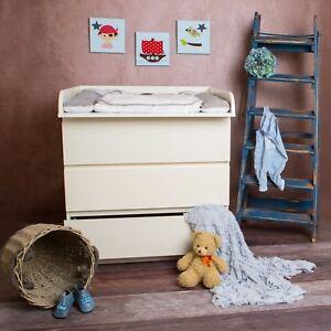 Détails sur Puckdaddy Baby à langer dissertation environ en Blanc pour Ikea  Malm commode- afficher le titre d\'origine