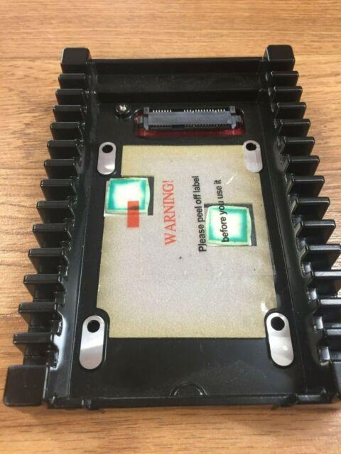 HP 2.5 to 3.5 SATA Hard Drive Caddy Adapter Tray 771665-000