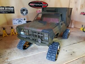 à Condition De Scalemonkey Cucv Grillon For Rc4wd Blazer Body/vaterra Ascender M1008 M1009-afficher Le Titre D'origine BéNéFique à La Moelle Essentielle