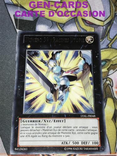 RACINES UTOPIE LVAL-FR048 OCCASION Carte Yu Gi Oh NUMERO 39