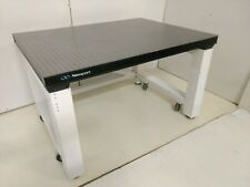 Crated Newport 36 X 48 Optical Breadboard Table Roll Around Rigid Bench