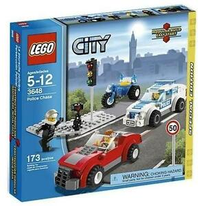Lego City Police Chase 3648 For Sale Online Ebay
