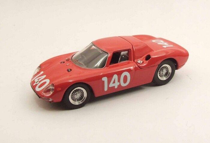 Best MODEL 9460 - Ferrari 250 LM N 140 Targa florio  1/43
