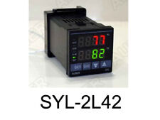 Pid Temperature Control Controller With Dual Alarm Power Input 1224v Acdc