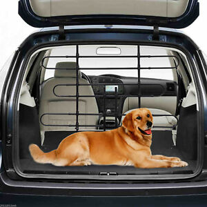 Deluxe-Vehicle-Auto-Car-Pet-Dog-Barrier-Fence-Cage-Safety-Gate
