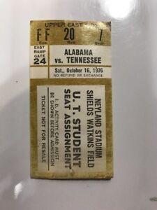 1976-NCAA-Football-Ticket-Stub-Alabama-Crimson-Tide-VS-TENNESSEE-VOLS-Neyland