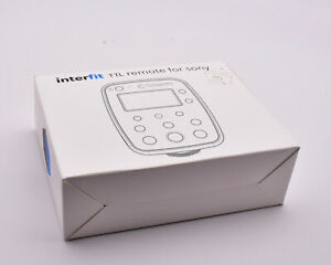 Interfit Photographic INTR1S TTL Remote for Sony Honey Badger (#8853)