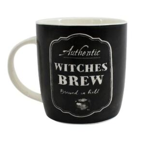 Witches-Brew-Brewed-In-Hell-Halloween-Occult-Black-Ceramic-Gift-Boxed-Mug