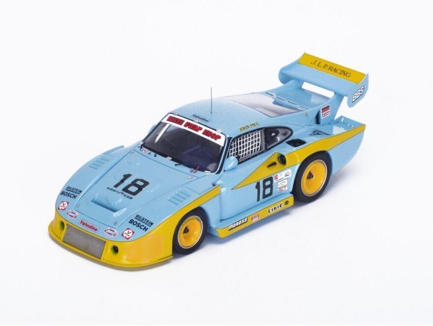 Porsche 935 JLP3 Paul-Paul Jr  Winner 12h Sebring  1982 (Spark 1 43  43SE82)