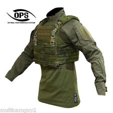 OPS/UR-TACTICAL INTEGRATED TACTICAL PLATE CARRIER IN CRYE MULTICAM TROPIC