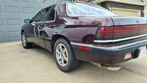 1991 Plymouth Barracuda LX
