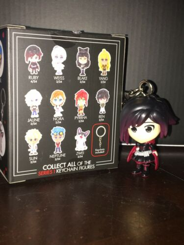 BRAND NEW IN BOX RWBY SERIES 1 MYSTERY FIGURE RUBY