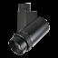 SPECTRUM LED MDR PAVA Einstellbarer Lichtkegel 3 Phasen Schienenstrahler 19-40W