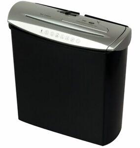 OUTLET-Genie-245-Destructor-de-documentos-y-CD-con-papelera-integrada-color